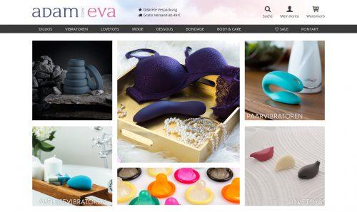 AdamOderEva Online Shop